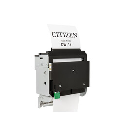 Citizen Kioskdrucker DW-14 vertikale Installation