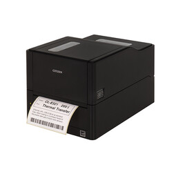 Citizen Label Printer CL-E321 Black Printout