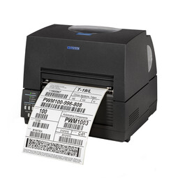 Citizen Label Printer CL-S6621 Black