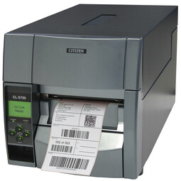 Citizen Label Printer CL-S703 Feed