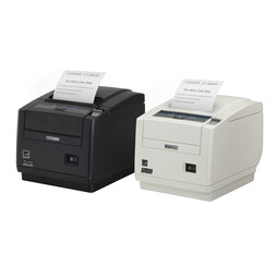 Citizen White CT-S601IIR POS Printer Feed